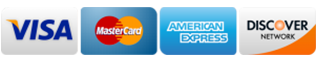 Credit card billing available